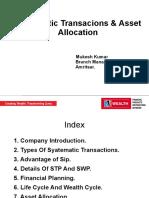 Sip & Asset Allocation.ppt