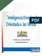 Memorias Inteligencia Emocional Orientada a Las Ventas