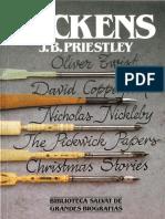 Dickens J Priestley Biblioteca Salvat de Grandes Biografias 014 1985