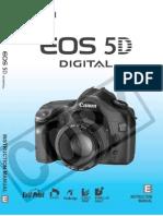 EOS 5d Manual