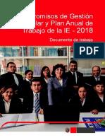 Compromisos de Gestión Escolar y Plan Anual de Trabajo 2019.doc