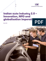 Indian Auto Industry 2.0