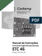 Manual de Instrucoes ETC46