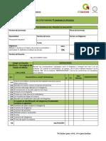 lista cotejo - diagrama procesos