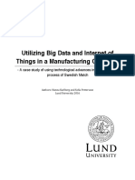 Thesis on Internet of Things