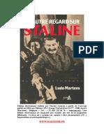 Ludo Martens - Un autre regard sur Staline