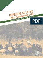 estrategias FAO para el trabajo con asociaciones