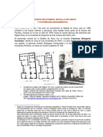 Francisco Bolognesi y Patrimonio Monumental