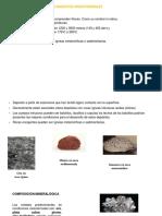 yacimientos mesotermales