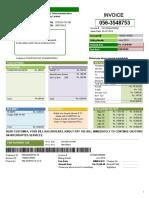 PTCL 50 MBPS Bill