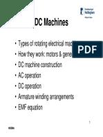 3.0 DC Machines