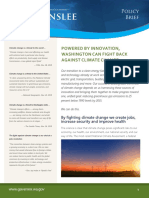 Climate-Change Overview Policy Brief