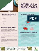 Atún a La Mexicana (1)
