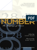 Number the Language of Science by Joseph-Mazur and Barry-Mazur