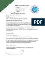 Resumen Cap. 2 (Materiales Para Diseño)
