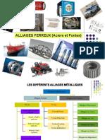 II_alliages Ferreux _ Aciers & Fontes