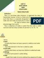data struture unit 4