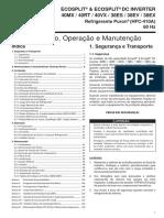 ECOSPLIT CARRIER - Instalação, Operação e Manutenção