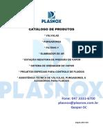 Plas Nox Catalogo Tecnico