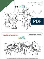 taller psicológico ayudar
