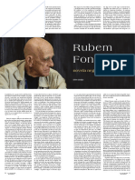 Rubem Fonseca. Novela Negra, Alegoría Nihilista