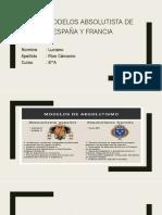 Presentación Modelos Absolutista de España y Francia.pptx