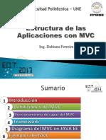 Estructura de Las Aplicaciones Con Mvc (1)