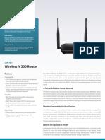 DIR-611 A1 Datasheet 01(HQ)