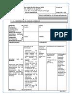 GFPI-F-019 Guia de Aprendizaje N. 10 Costos
