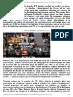 Robot Cache Repense La Distribution Numérique de Jeux Vidéo Sur PC - Actualités - Jeuxvideo.com