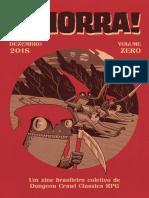 +Morra! - Volume Zero - Dez 2018