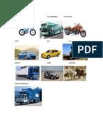 Album de Transportes Aereos Acuaticos y Terrestres Imagenes