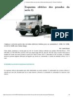 Eletricidade – Esquema Elétrico Dos Pesados Da Mercedes-Benz (Parte 3) - Revista O Mecânico