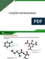 funÇÕes_nitrogenadas