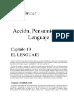 2 - Bruner - El Lenguaje de La Educación - Eje 2