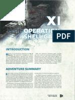 [BTA06] Operation Shell Game - Core Beta