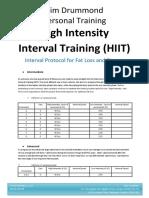 HIIT Intermediate
