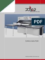 Guillotinas imprenta