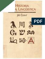 Capítulo de la lingüística computacional de Jeri Cerny