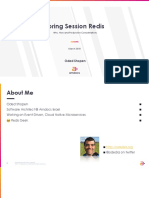 Spring Session Redis Why How and Production Pitfalls