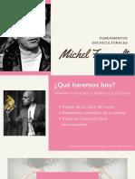 [Miércoles 17 de Abril] Foucault