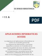 Juan Durán 11 A access (1).pptx