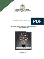 Projeto Da Revista Marketing Digital