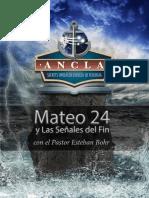 Bohr, Stephen. Mateo 24 y las señales del Fin. Secret Unsealed..pdf