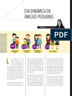 la dinámica de las familias peruanas en la actualidad