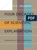 four decades of cientific explication