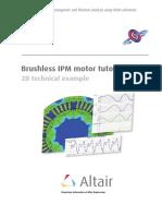 F2D TutorialTechnical BrushlessIPM Motor