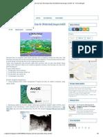 Pembuatan Arah Dan Akumulasi Aliran Air (Watershed) Dengan ArcGIS 10 _ Air Itu Mengalir