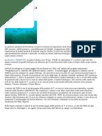 A Indicatore Posidonia Oceanica