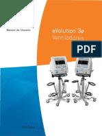 Manual de Uso Evolution 3e